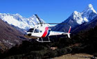 Nepal Helicopter  Day Tour