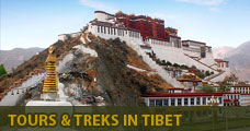 Tour and Treks in Tibet