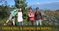Trekking and Hiking in Nepal